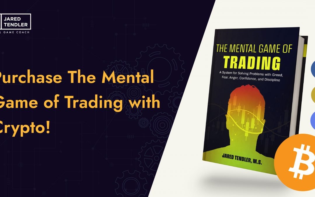 Now Accepting Bitcoin & Other Crypto for my Book on Trading