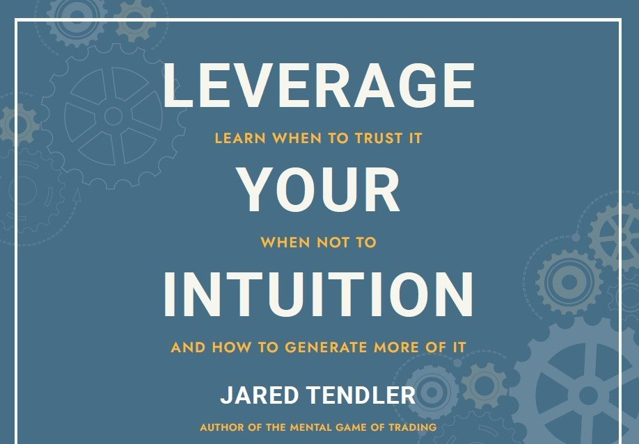 NEW! Leverage Your Intuition Free 31 Page eBook